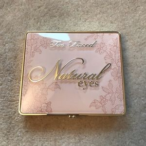 Too Faced Natural Eyes, Neutral Eye Shadow Palette